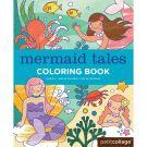 Coloring Book, Mermaid Tales