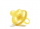Natursutten Butterfly Rounded 0-6 Pacifier, Single Pack
