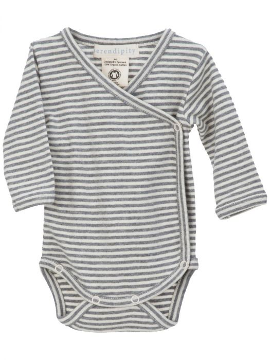 d971813f1676 Skip to the beginning of the images gallery. Description. Grey stripe baby  body ...