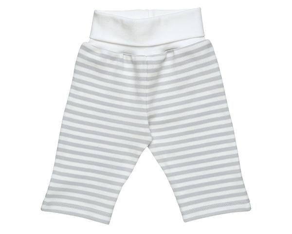 Organic Egyptian Cotton Infant Striped Yoga pants