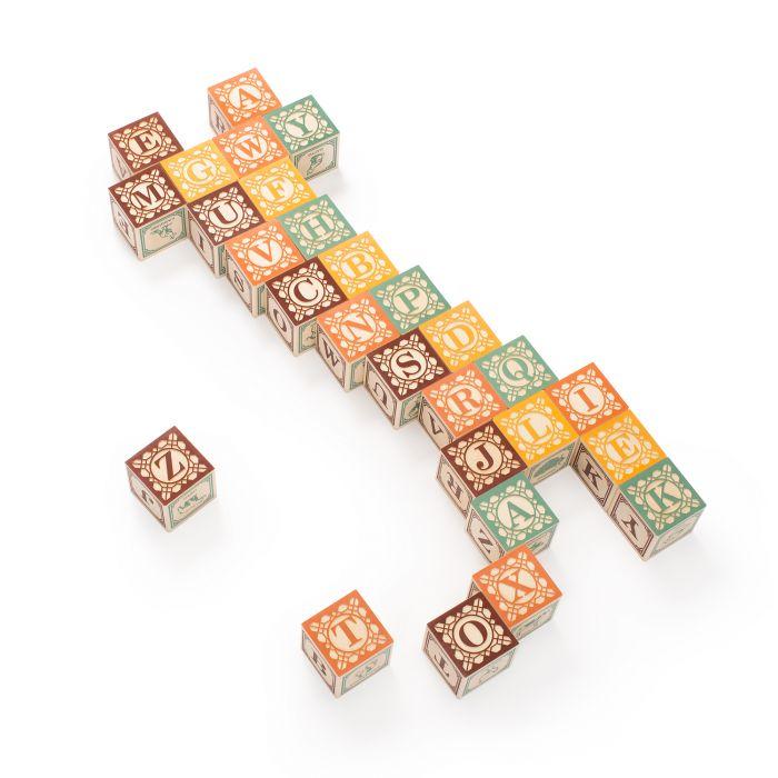 Italian Abc Blocks