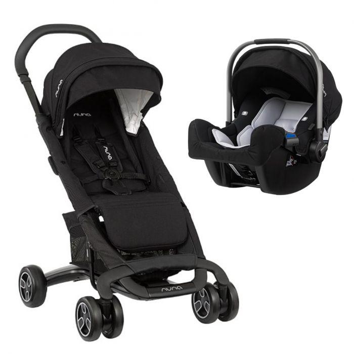 Nuna Pepp Next Stroller Pipa Infant Car Seat Travel System