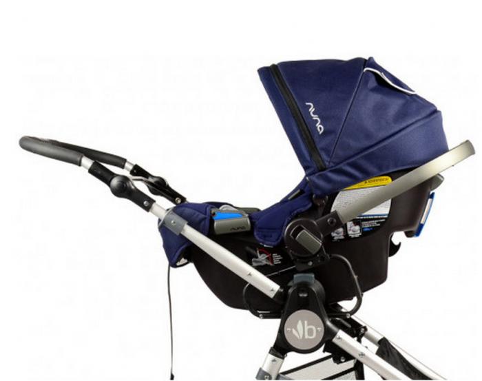 Bumbleride Indie Stroller Infant Car Seat Travel System