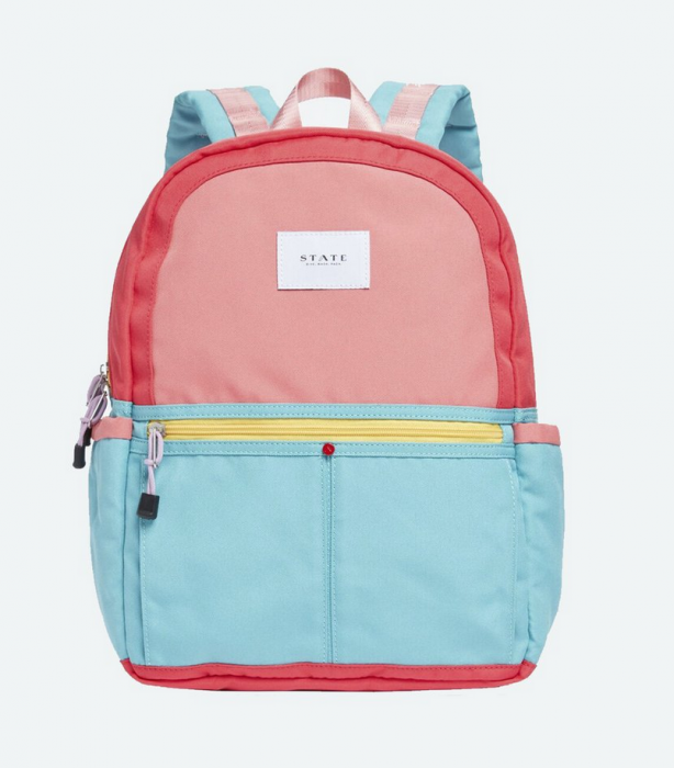 63932390ce Pink and Mint Kane Coney Island Backpack