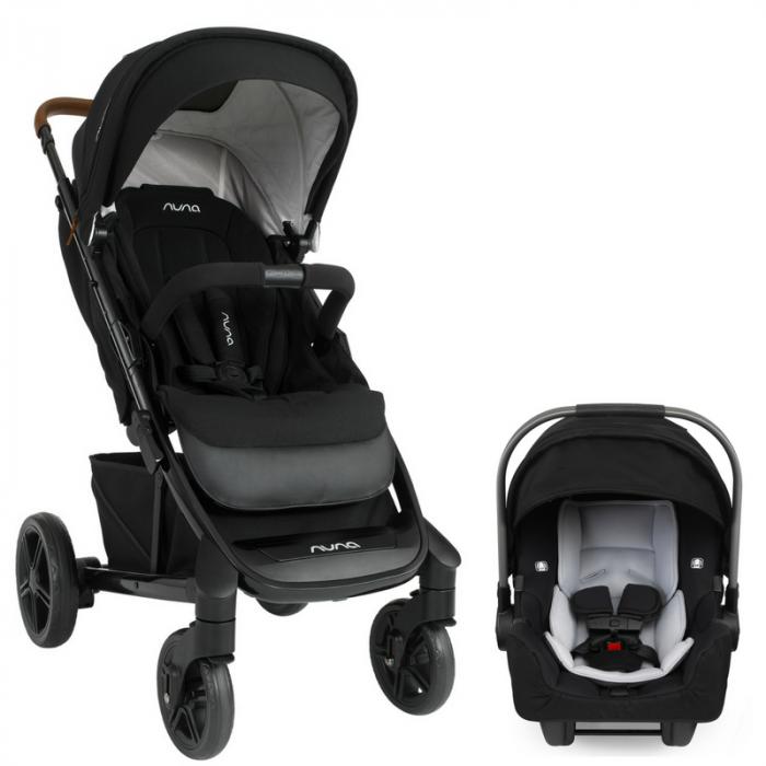 Nuna Tavo Stroller Pipa Infant Car Seat Travel System
