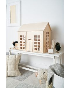 Hudson Wooden Dollhouse