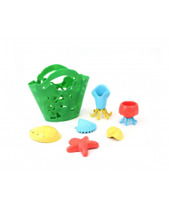 Tide Pool Bath Set By Green Toys