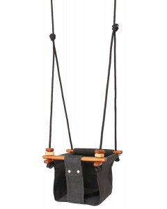 Baby & Toddler Swing, Slate Grey